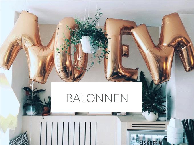 feest ballonnen goedkope